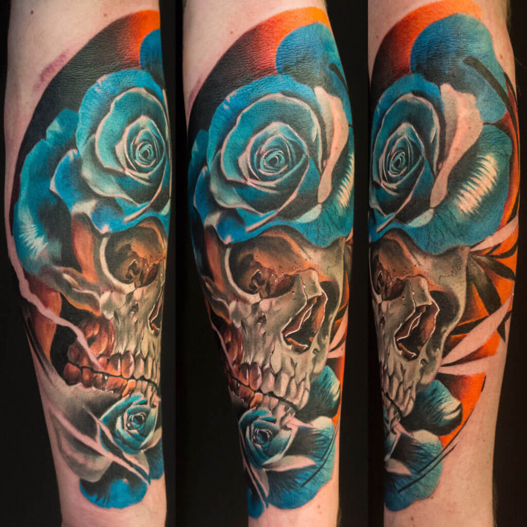 tatouage réaliste 77