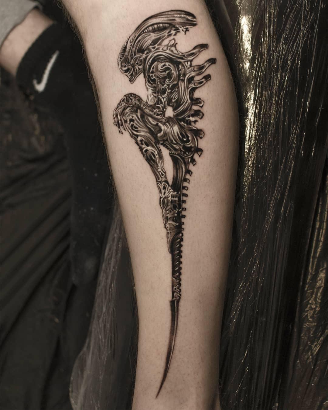 Martins Tattoo